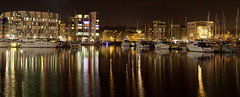 Waterfront at Night (Racing Toast) Tags: christmas waterfront christmaslights suff ipswich ipswichwaterfront racingtoast racingtoastimages
