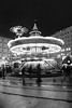 Berlin (Mohammad Morassafar) Tags: world life park christmas street camera city people bw white motion black berlin alex night canon germany dark weihnachten deutschland photography eos abend photo moving eyes focus emotion nacht outdoor platz crowd carousel move stadtmitte busy alexanderplatz alexander schwartz ferien karussell dunkel leben weinachtsmarkt welt focusing vergnügungspark 500d weis fokussieren strase bewegend weihnachtsferien vergnügung