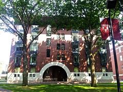 Hauser Hall, Law School (Lost in Flickrama) Tags: school cambridge education university harvard massachussetts ivyleague harvardlaw hauserhall