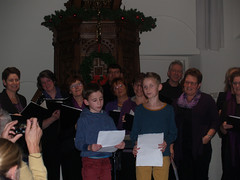 Kerstconcert 20 dec 2014 in Protestantse Kerk in Boxtel