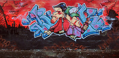 Mt Pleasant Ball Court (Tim Dennell) Tags: streetart art graffiti sheffield graf murals urbanart streetartist graff tcm arteurbano sheffieldstreetart sheffieldgraffiti sheffieldstreet streetartproject sheffieldart timdennell sheffieldmurals graffitisheffield sheffieldmural streetartsheffield sheffieldartists sheffieldgraf sheffieldgraff sheffieldspraycan