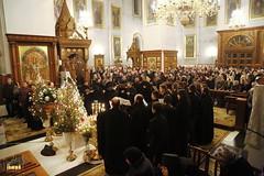 19. Праздник Богоявления в Святогорской Лавре
