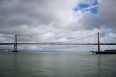 Bay Bridge, San Francisco (marylea) Tags: sanfrancisco california bridge bay baybridge 2014 mar25