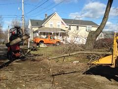 2284 (tara.chappel) Tags: storm tree truck kent bucket log crane massachusetts damage service chipper removal ditchwitch holden kenttree treeserviceholden