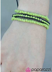 Glimpse of Malibu Green Bracelet K1 P9430A-2 (2)