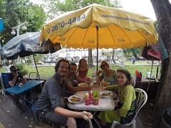 Photo de 14h - Avec Anna, Sylvie et Joël à Bangkok  (Thaïlande) - 11.01.2015