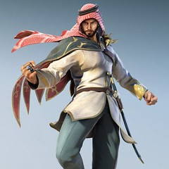 Shaheen ตัวละครใหม่จากเกมส์ต่อสู้ Tekken 7 ศิลปะการต่อสู่สไตล์อาหรับ เท่ห์จริงๆ #Tekken7 #อาหรับ #เกมส์ต่อสู้