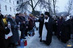 50. Праздник Богоявления в Святогорской Лавре