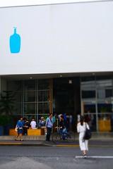 Cafe (Yorkey&Rin) Tags: people japan tokyo cafe may olympus  rin  2016 bluebottlecoffee goldenweek  kiyosumishirakawa em5  lumixg20f17  t5030462