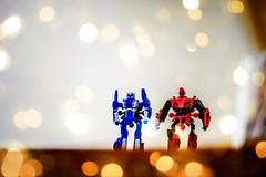 Trans.... (mauroheinrich) Tags: azul brasil nikon vermelho transformers carro nikkor nikondigital riograndedosul autobot personagem nikonians ibirub nikonprofessional nikonword mauroheinrich