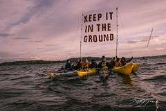 BreakFreePNW-LakeWAKayaktion (Backbone Campaign) Tags: seattle lakewashington breakfree salishsea oilmoney backbonecampaign keepitintheground kayaktivist kayaktivism breakfreepnw