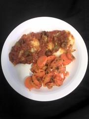 orata alla pizzaiola damgas in cucina (damgas86) Tags: pesce ricetta orata piatto pizzaiola damgas