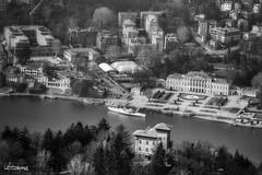 Villa Olmo  -   Lago di Como (lefotodiannae) Tags: panorama como lago italia villa di veduta paesaggio olmo dallalto lefotodiannae