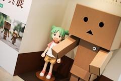 Yotsuba & ! - DANBOARD Photo Exhibition. (MIKI Yoshihito. (#mikiyoshihito)) Tags: yotsubato yotsuba    danboard