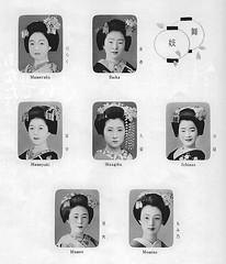 Kamogawa Odori 1961 015 (cdowney086) Tags: vintage maiko  1960s pontocho raika onoe  kamogawaodori  mameo mameraku momino  mameyuki hisagiku ichisen