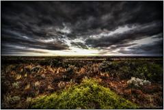 Nullabor storm (GTV6FLETCH) Tags: storm canon au australia nsw sigma1224mm westernaustralia hdr nullabor nullaborplain 5dmarkii 5d2 5dmii canoneos5dmark2 siggy1224mm