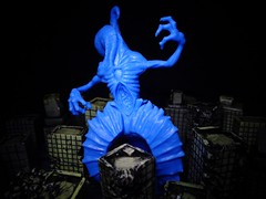 Nyarlathotep, The Crawling Chaos (ridureyu1) Tags: toy toys actionfigure cthulhu lovecraft hplovecraft cthulhumythos toyphotography cosmichorror sandypetersen sonycybershotsonycybershotdscw690 cthulhuwars petersengames