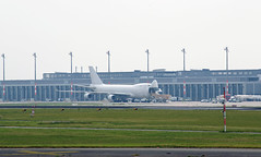 Boeing 747-400 Frachter 27.5.2016 BER SXF (rieblinga) Tags: berlin cargo boeing 747400 sfx schnefeld frachter 2752016