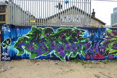 Ante, Meeting of Styles 2016, London (duncan) Tags: london graffiti shoreditch ante 2016 meetingofstyles meetingofstyles2016