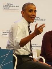 Obama at GES 2016 (jurvetson) Tags: for order president presidential entrepreneurship page summit executive obama ambassadors global ges ges2016