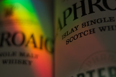Malt spectrum (Explored) (OzzRod) Tags: light spectrum pentax bokeh whisky pantry k50 autotakumar35mmf23 pentaxsingleinjune2016