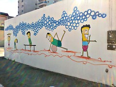 Grafite NEFE (3) (jemaambiental) Tags: art cores arte decoration decorao artisan collors artesanatos mveis arranjos arteso coresvivas nivers decoraodemesa decoraodeparede corescollors emmdeira emarame