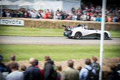 DSC_8397 (jonlarge) Tags: goodwood festival speed 2016 supercar run hill lotus 3 eleven british car manufacturer