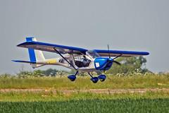 "G-CEOP Aeroprakt A.22-L Foxbat G F Elvis Sturgate Fly In 05-06-16 (PlanecrazyUK) Tags: sturgate egcs ""fly in"" 050616 ""lincoln aero club ltd"" gceop aeroprakta22lfoxbat gfelvis fly in"