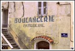 Cot rtro / La Boulangerie (au35) Tags: pub nikon retro publicit faade peintures enseigne rtro peinturesmurales d5000 dessinsmuraux