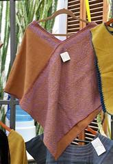 Quechquemitl Cape Oaxaca Mexico (Teyacapan) Tags: clothing mexican textiles weaving ropa caracol oaxacan khadi zapotec