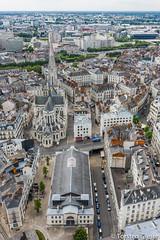 Nantes-Tour_de_Bretagne_vue_a_la_Basilique_Saint-Nicolas_22072016 (giesen.torsten) Tags: nantes frankreich france paysdelaloire nikon tourdebretagne aussichtsplattform blickbernantes nikond810