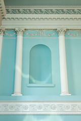 Frieze   Ball Room   Assembly Rooms   Bath-45 (Paul Dykes) Tags: bath somerset england uk georgian assemblyrooms bathassemblyrooms johnwoodtheyounger eighteenthcentury 18thcentury