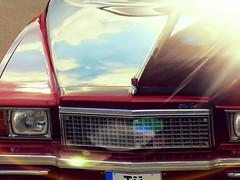 Cruisen mit kernigem Sound -  1979 Chevrolet Monte Carlo (eagle1effi) Tags: usa classic chevrolet car germany retro carlo monte 1979 tbingen cruisen sx60 effiart