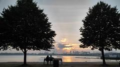 0717161942a_HDR (Michael C. Meyer) Tags: castle island boston ma carson beach southie south dusk