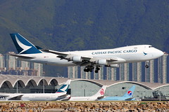Cathay Pacific Airways Cargo Boeing 747-467ERF (B-LIB) (TFG Lau) Tags: vhhh hkg hki hkia hongkong hongkonginternationalairport jet aviation spotting planespotting airplane aeroplane canon canoneos eos eos5dmarkiii cathaypacific cpa cx boeing boeing747 b747 b744 b747400 747 747400 b74f b747f blib ahkgap