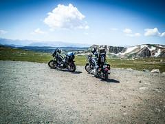 Yolostone-26 (stoshphoto) Tags: yellowstone montana motorcycle trip travel olympus adventure mountains forest lake stream waterfall
