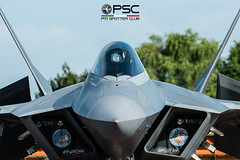 DGC_3679 (conversigphoto) Tags: raptor f22 f22a atf usaf stealth jet fighter air dominance