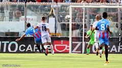 Calil gol (SiciliaToday) Tags: catania juve stabia lega pro stadio massimino calcio