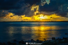 Haulover Park Sunset (TheMagicLensPhotography) Tags: beach nature sea sunset