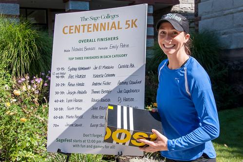 Emily Patrie 1st Female Sage Centennial 5K_0398