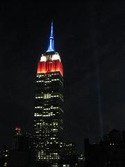 IMG_6783 (gundust) Tags: nyc ny usa september 2016 newyork newyorkcity manhattan architecture esb empirestatebuilding skyscraper september11th 911 tributeinlight xeon twintowers memorial remembrance night