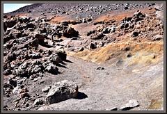 View looking up Sliding Sands trail (WanaM3) Tags: wanam3 nikon hawaii maui haleakala houseofthesun crater volcano hiking cinder