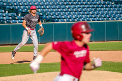 Fall Ball - Oct 4-13 (Rhett Jefferson) Tags: hunterwilson arkansasrazorbacksbaseball