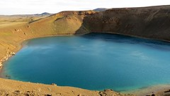 (SouthAngel:)) Tags: islande iceland islandia island krafla viti cratre volcan volcano crater paysage landscape paisaje icelandlandscape paysageislande southangelvideo anne strasbourg