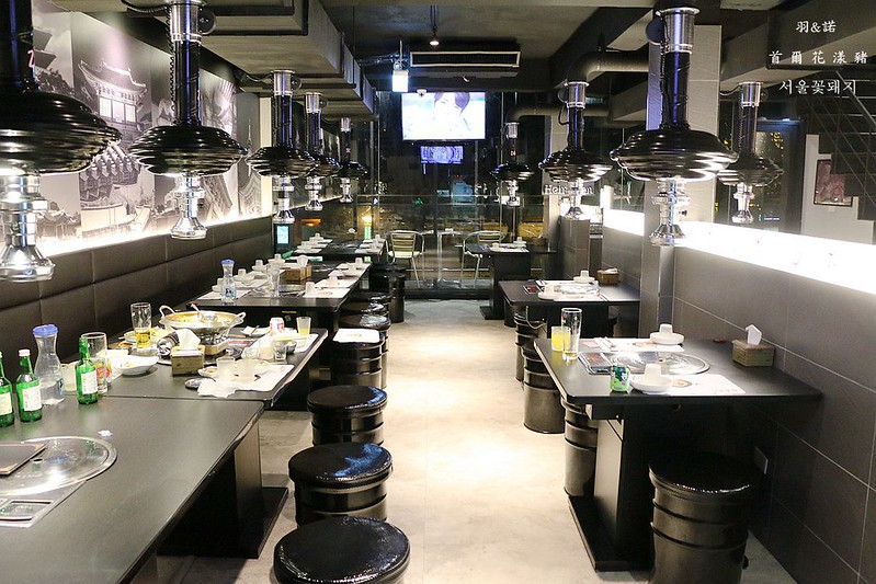 首爾花漾豬士林韓式料理280