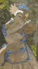 Chignon (Myrelingot) Tags: art painting peinture monet claudemonet ledéjeunersurlherbe expositiondelubac