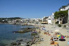 2006 Spanje 016 Calella de Palafrugell (porochelt) Tags: praia beach strand spain eu playa plage spiaggia cataluña spanje platja plaża calelladepalafrugell baixempordà catalonië