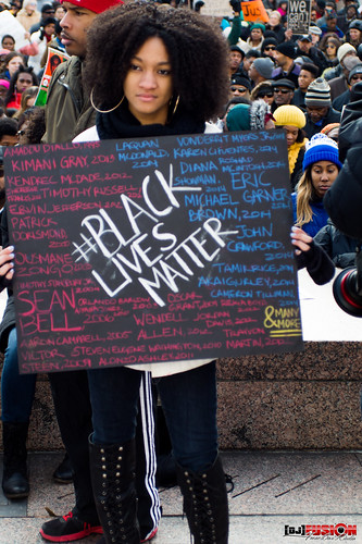 From flickr.com: Justice for All March - Dec. 13, 2014 {MID-148595}