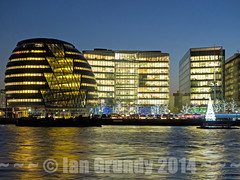 City Hall 1495 (stagedoor) Tags: uk england copyright building london architecture night cityhall olympus normanfoster riverthames em1 greaterlondon rnbthames
