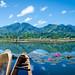 Lake Seloton in Lake Sebu, South Cotabato